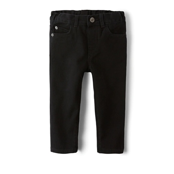 The Children's Place Other - Boys 4T Children's Place Black Skinny Jean